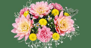 Авторские букеты цветов