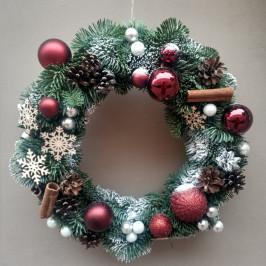 Рождественский венок №3