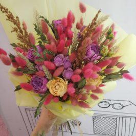 Букет Сухоцветики