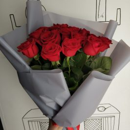 Букет Стильные розы