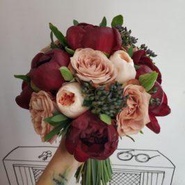 Букет невесты 16