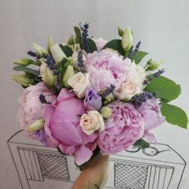 Букет невесты 17