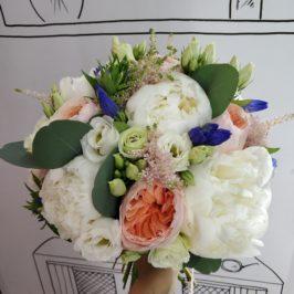 Букет невесты 18