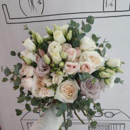 Букет невесты 21