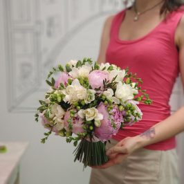 Букет невесты 23