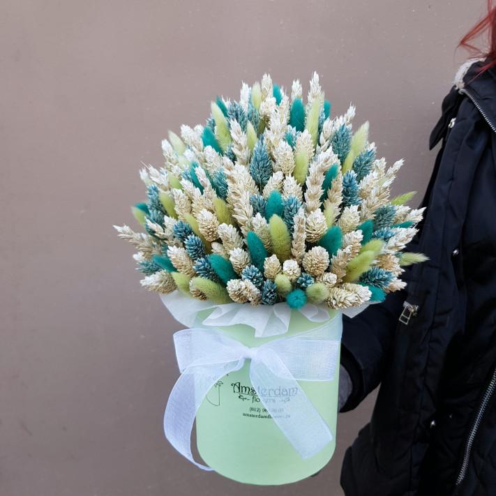 Букет из сухоцветов №70
